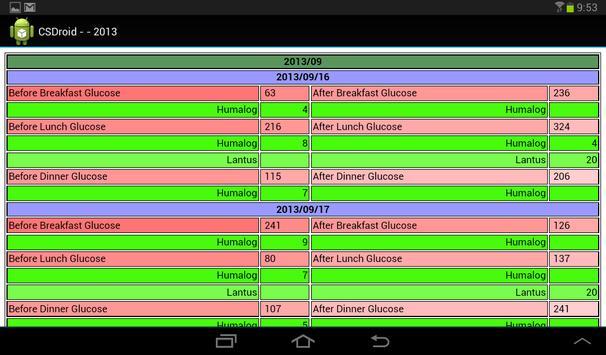 CSDroid screenshot 13