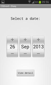 CSDroid screenshot 2