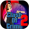 Clash of Crime Mad City War Go 图标