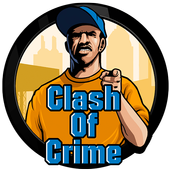 Clash of Crime Mad San Andreas أيقونة