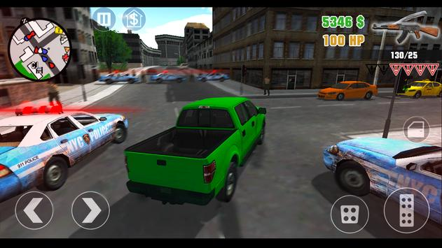 Clash of Crime Mad San Andreas الملصق