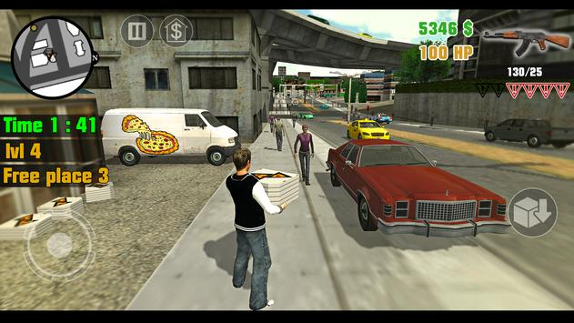 Clash of Crime Mad San Andreas تصوير الشاشة 1