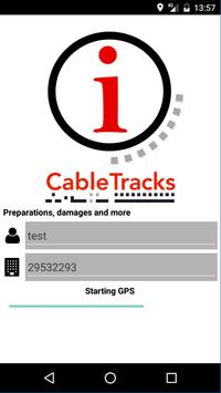 CableTracks poster