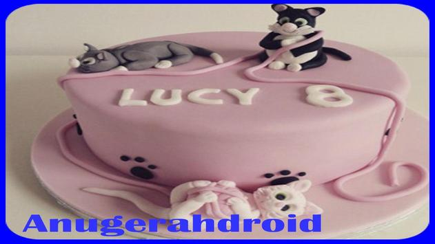 Cake Birthday Design screenshot 5
