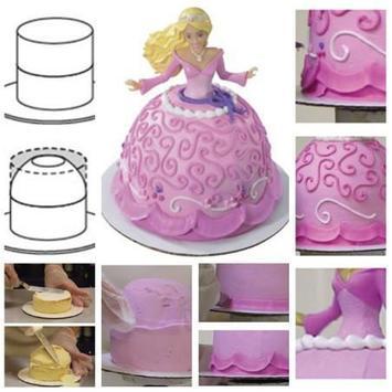 Cake Tutorial Decoration screenshot 4