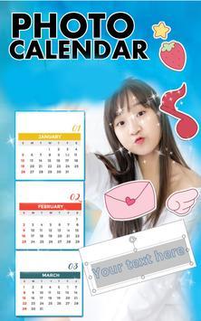 Photo Calendar 海报