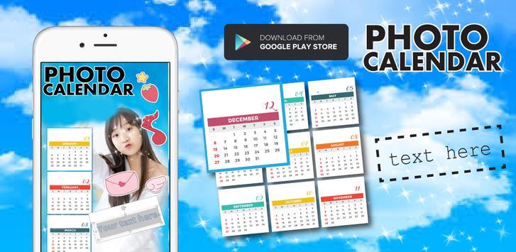 Photo Calendar 截图 4