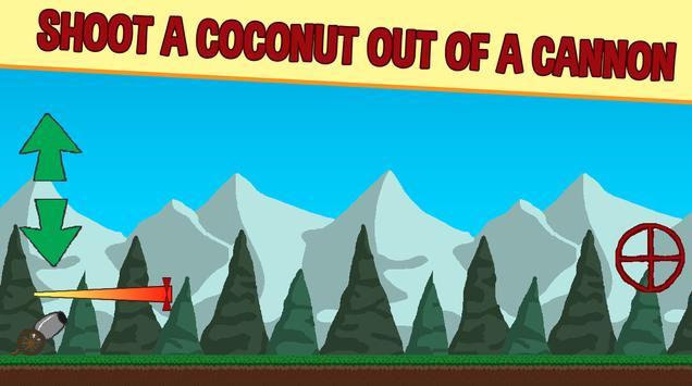 Coconut Launch الملصق