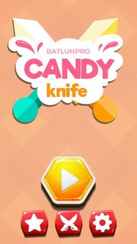 Candy Knife poster