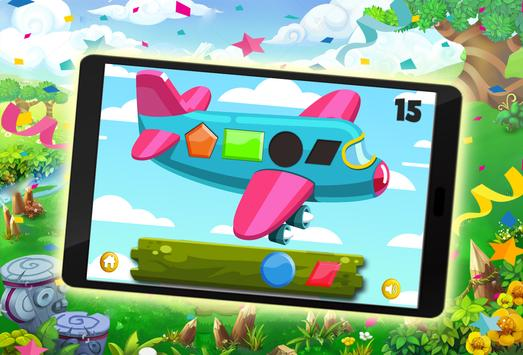 Shapes and Colors for Toddlers Learning screenshot 4