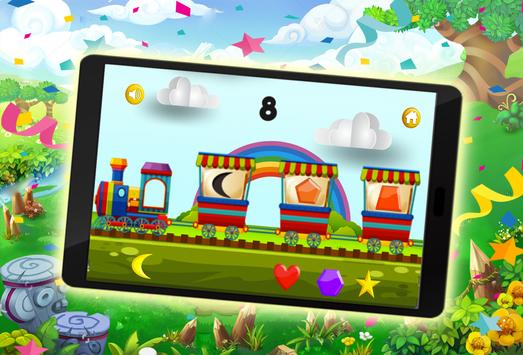 Shapes and Colors for Toddlers Learning screenshot 2
