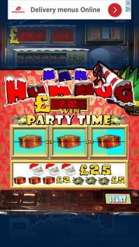 Bar Humbug Christmas Slot Machine screenshot 4