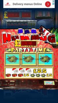 Bar Humbug Christmas Slot Machine screenshot 9