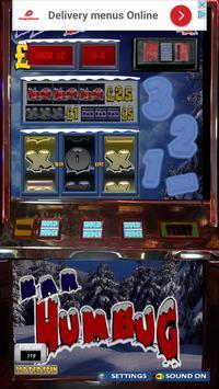 Bar Humbug Christmas Slot Machine screenshot 13