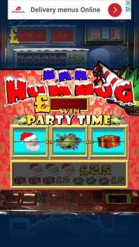 Bar Humbug Christmas Slot Machine screenshot 15