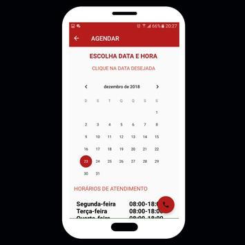 Barbearia online-Agendar horário pelo App (Demo) screenshot 3