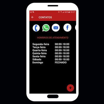 Barbearia online-Agendar horário pelo App (Demo) screenshot 4