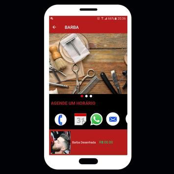 Barbearia online-Agendar horário pelo App (Demo) screenshot 6