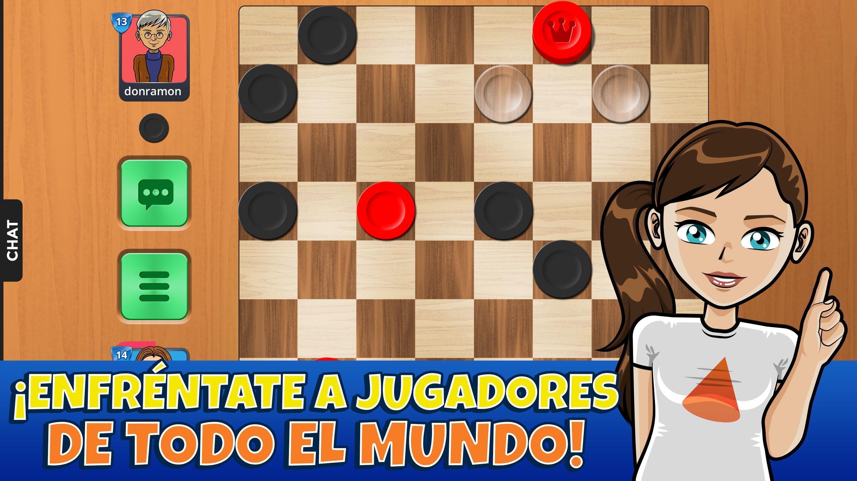 descargar juego de damas gratis en español