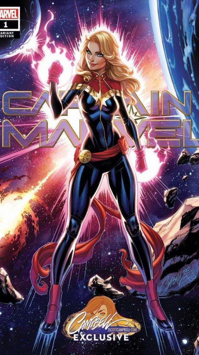 Captain Marvel Movie Wallpaper Collection Hd For Android