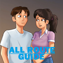 New SummerTime Saga ALL Route Guide 2020 APK Android