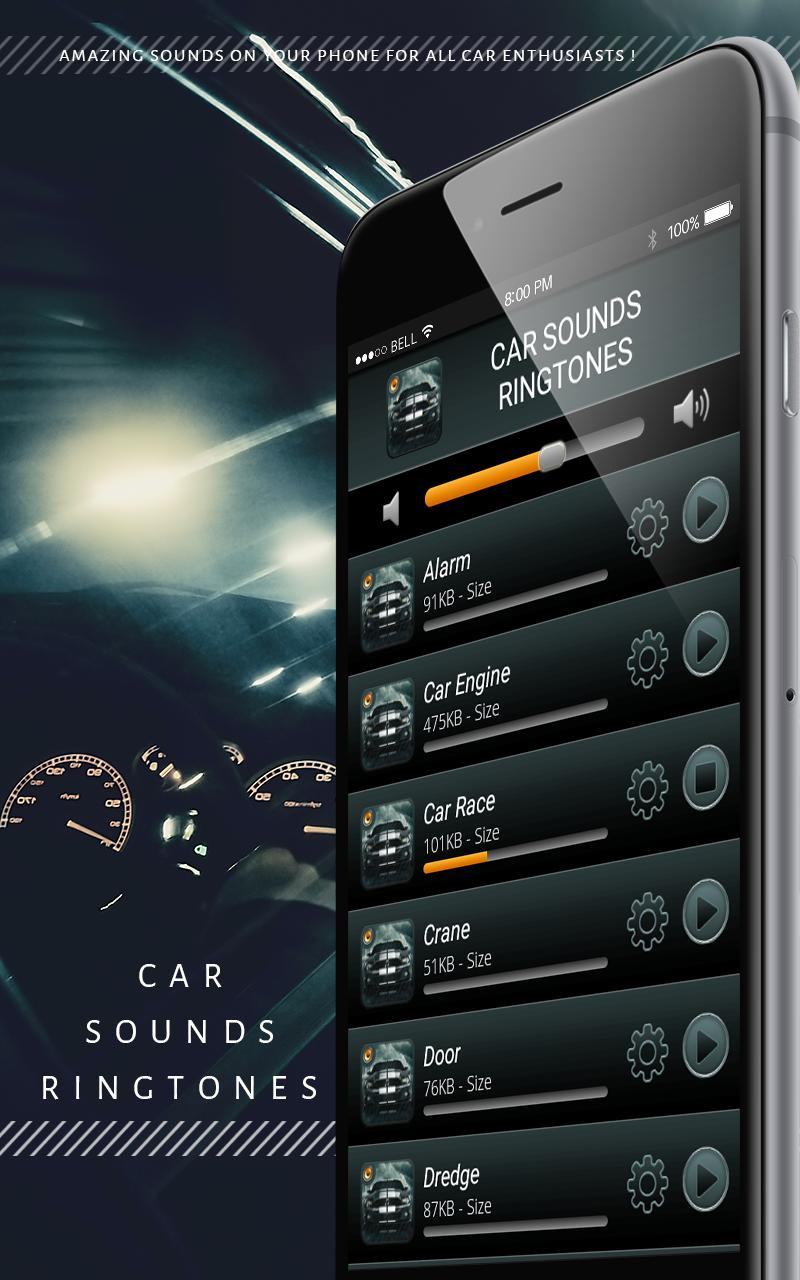 Car Sounds Ringtones for Android - APK Download