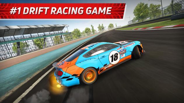 CarX Drift Racing постер