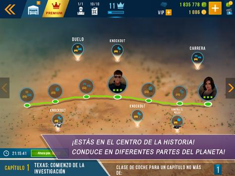 CarX Highway Racing captura de pantalla 18
