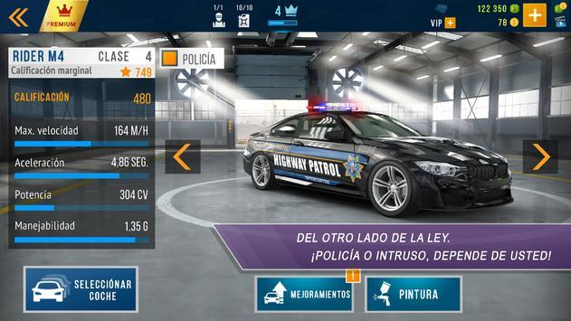 CarX Highway Racing captura de pantalla 4