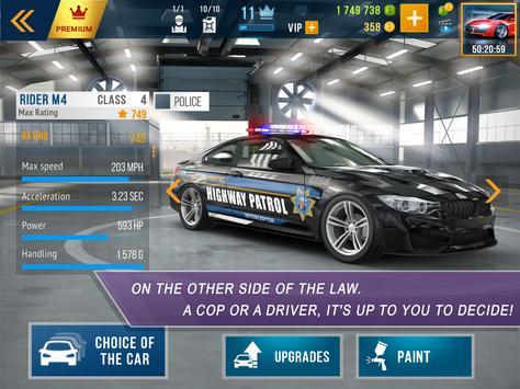 CarX Highway Racing تصوير الشاشة 18