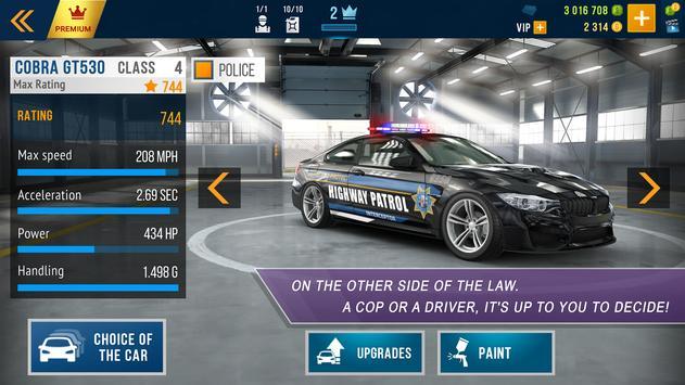 CarX Highway Racing تصوير الشاشة 4