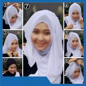 70 CaraMemakai Jilbab Segi Empat icon