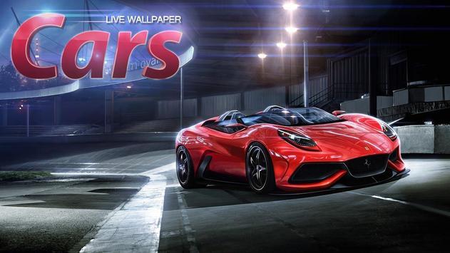 कारें लाइव वॉलपेपर स्क्रीनशॉट 9