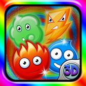 Elemental Galaxy Dx - Match3 icon