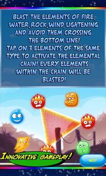 Elemental Galaxy Dx - Match3 screenshot 4