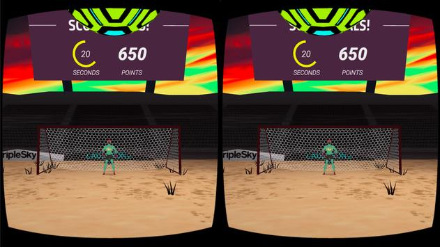 Ghoulkeeper VR - Head For Goal 截图 3