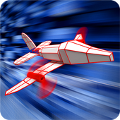 Voxel Fly icon