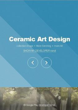 Ceramic Art Design poster