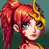 Future Hero Legend - Action RPG Puzzle Quest Game icon