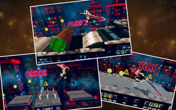 Future Hero Legend - Action RPG Puzzle Quest Game screenshot 4