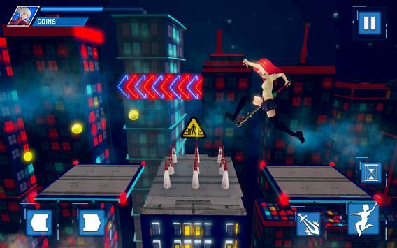 Future Hero Legend - Action RPG Puzzle Quest Game screenshot 5