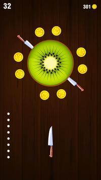 Knife Hit Fruit screenshot 1