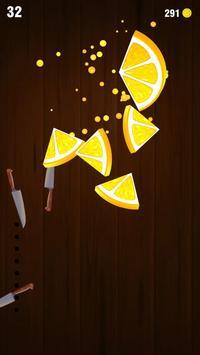 Knife Hit Fruit screenshot 2