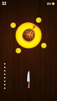 Knife Hit Fruit screenshot 5