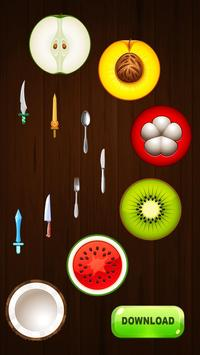 Knife Hit Fruit screenshot 9