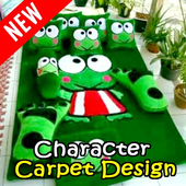 Top Design of Character Carpet icon