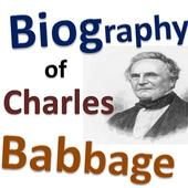 Charles Babbage icon