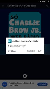 Charlie Brown Jr Web Rádio screenshot 3