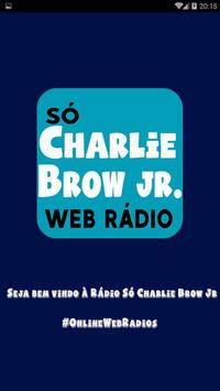 Charlie Brown Jr Web Rádio poster