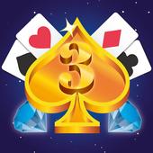 Three Card Poker Plus icon